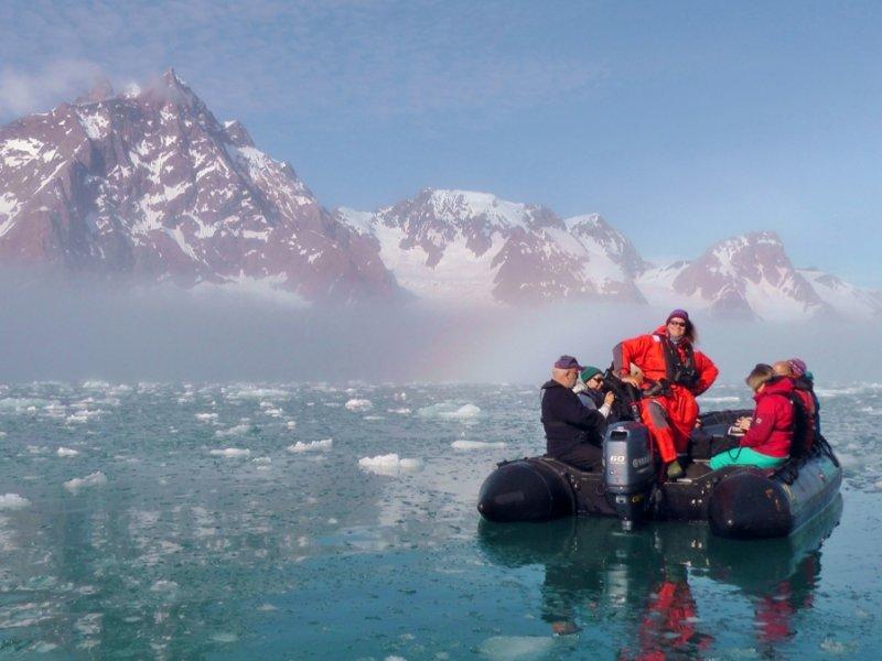 Cruzeiro Noruega - Svalbard