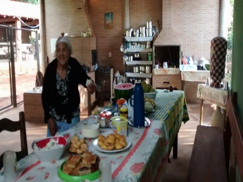 Café da Manhã na Dn Leonia