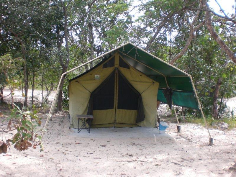 Barraca Safári Camp