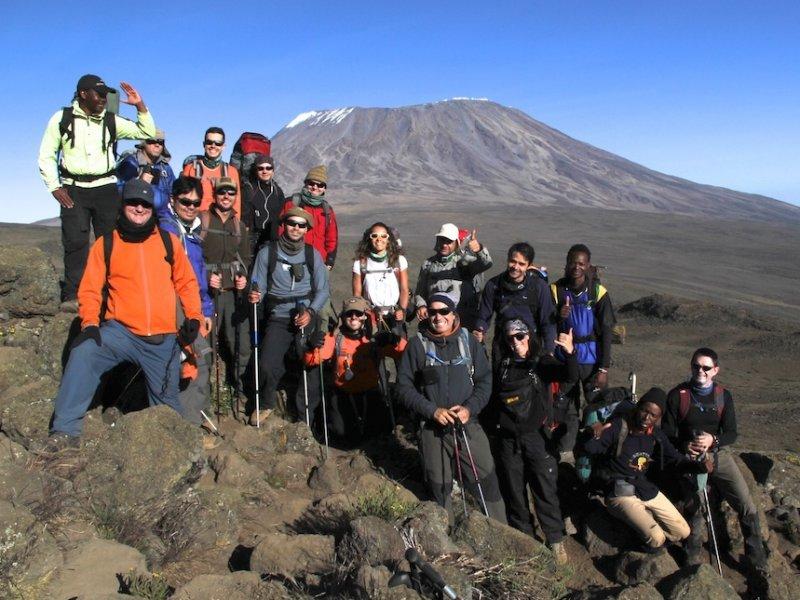 Grupo Kilimanjaro 2014