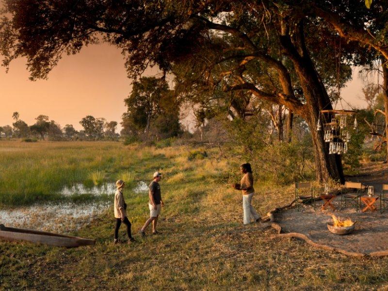 Pacote de Viagem para Botswana no andBeyond