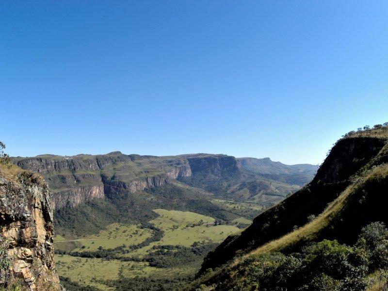 Serra da Canastra - Vale do Quilombo