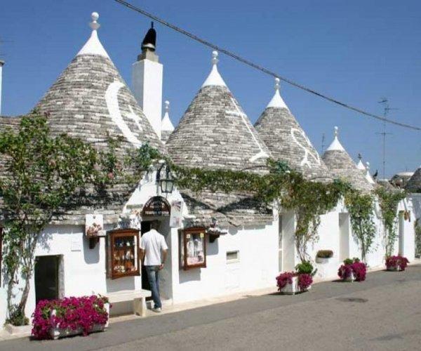 Alberobello - Casas Trulli