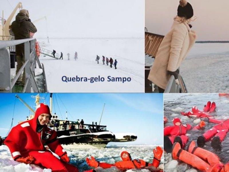 filandia - Quebra-gelo Sampo