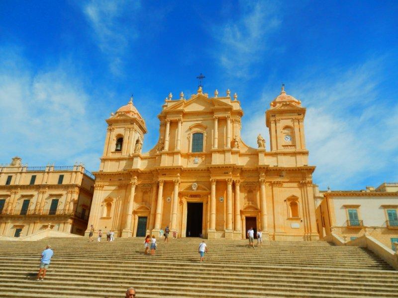 Catedralle Di Noto