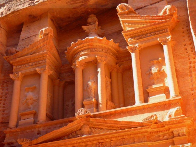 Tesouro em Petra