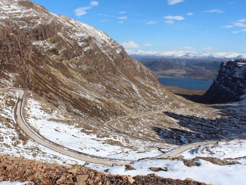 Estrada nas Terras Altas - crédito: Patrícia Dozzi