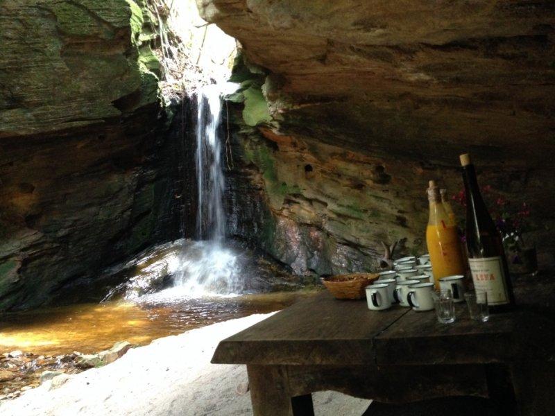 Cachoeira do Andorinhão