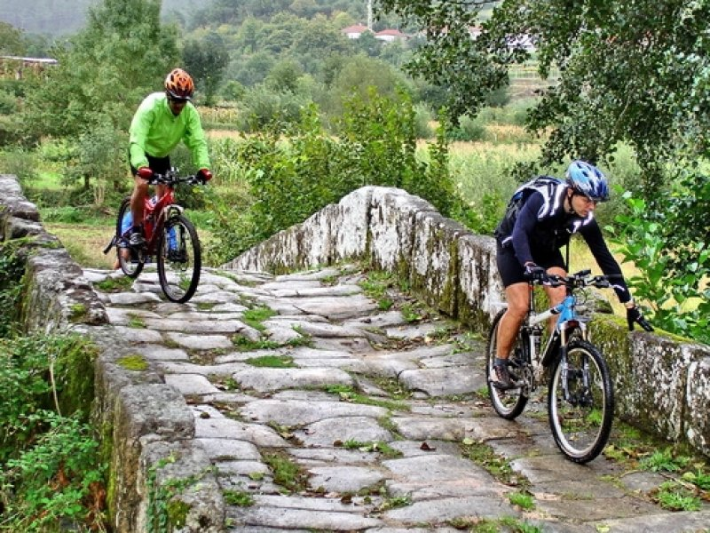 Cicloturismo em Mountain Bike