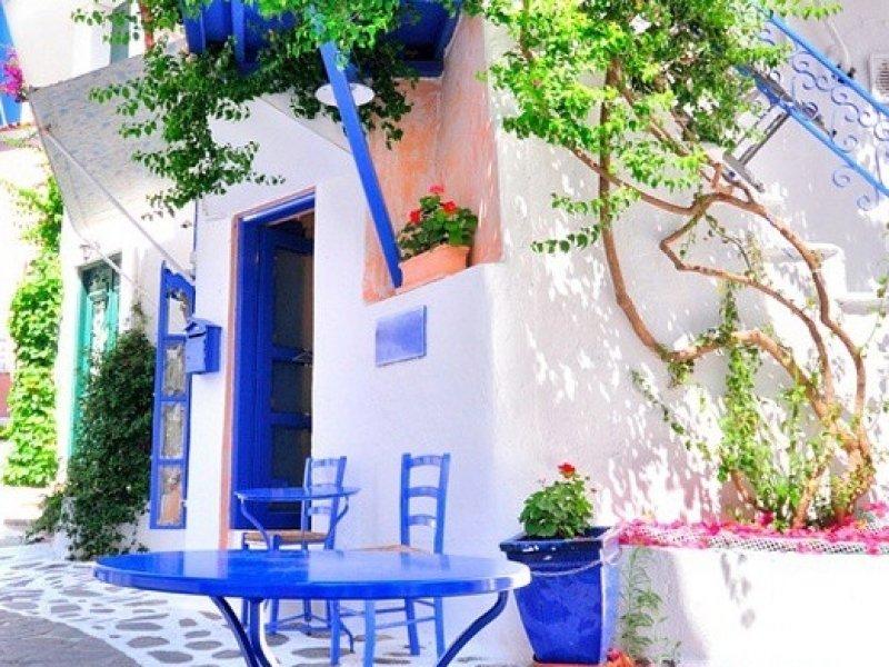 Vilarejo em Skiathos - crédito: Visit Greece