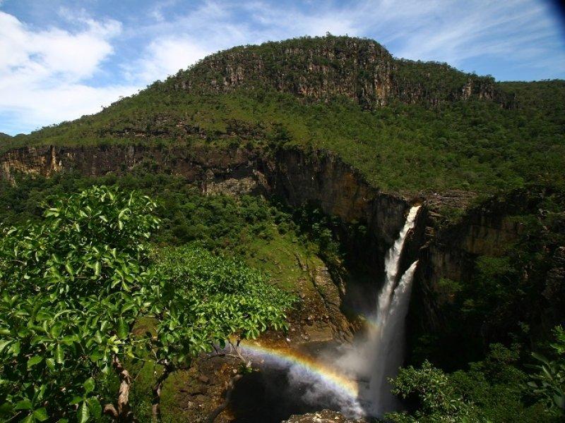 Saltos do Rio Preto - Foto Ion David