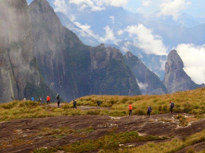 Segundo dia de Trekking - Foto: Dilson Braz Jr.