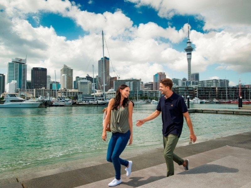 Auckland - Créditos: Julian Apse