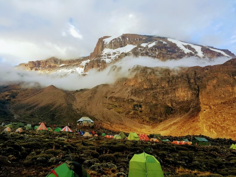 Expedição Kilimanjaro