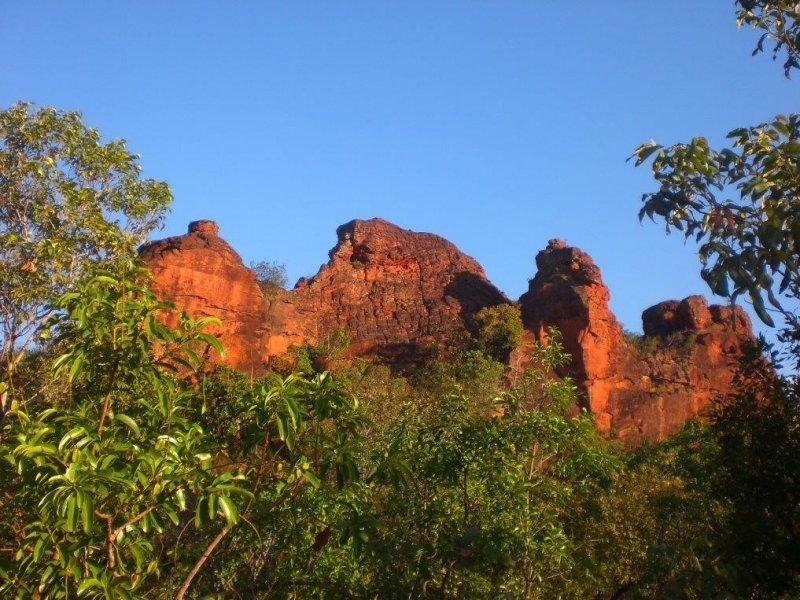 Serra do Gorgulho - Jalapão