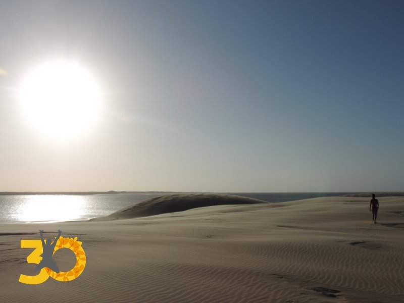 Caminhada no Delta do Paraíba