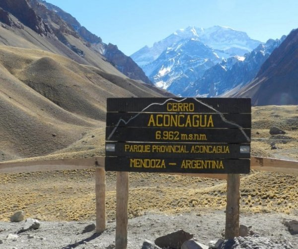 Tour Alta Montanha Aconcagua