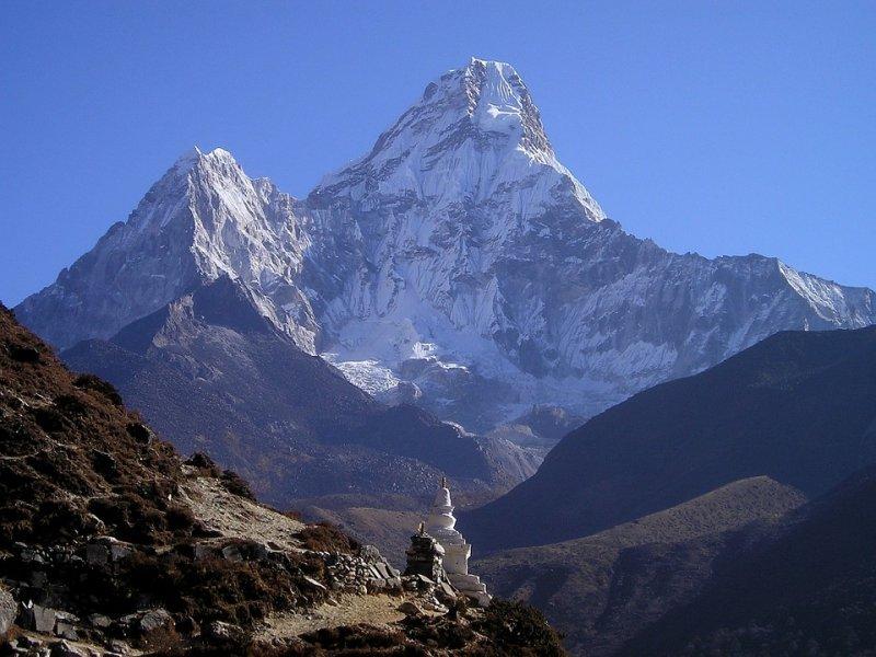 Everest Trek - Ama Dablam