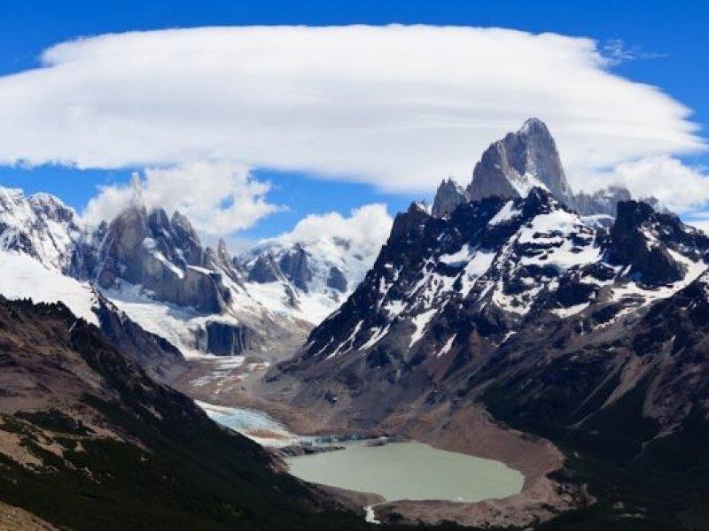 El Chalten - Trekking Piegle Tumbado