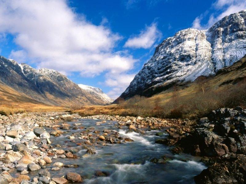 Glencoe - Escócia - crédito: Visit Scotland