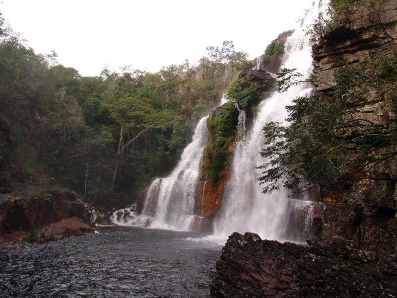 Cachoeiras Almécegas I