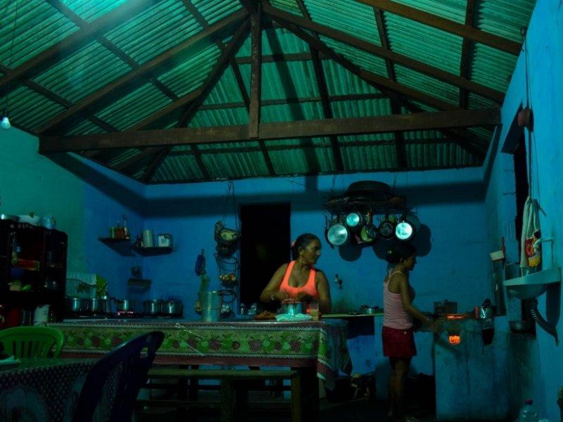 Cozinha Casa de Nativo