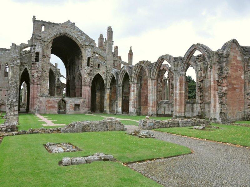 Abadia de Melrose