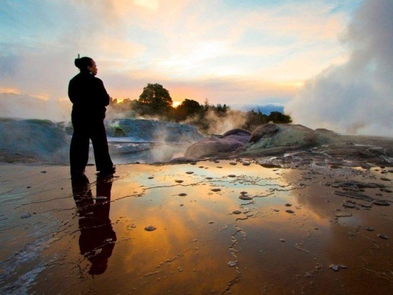 Te Puia - Rotorua - Créditos:Eric  Lindberg