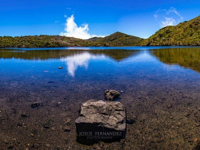 Laguna - Créditos: Josue Fernandez