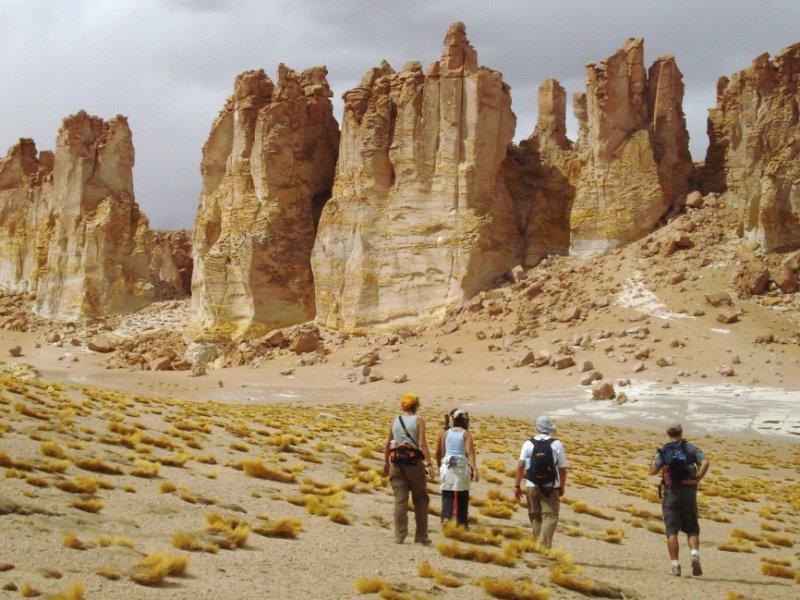 Paisagens Deserto Atacama