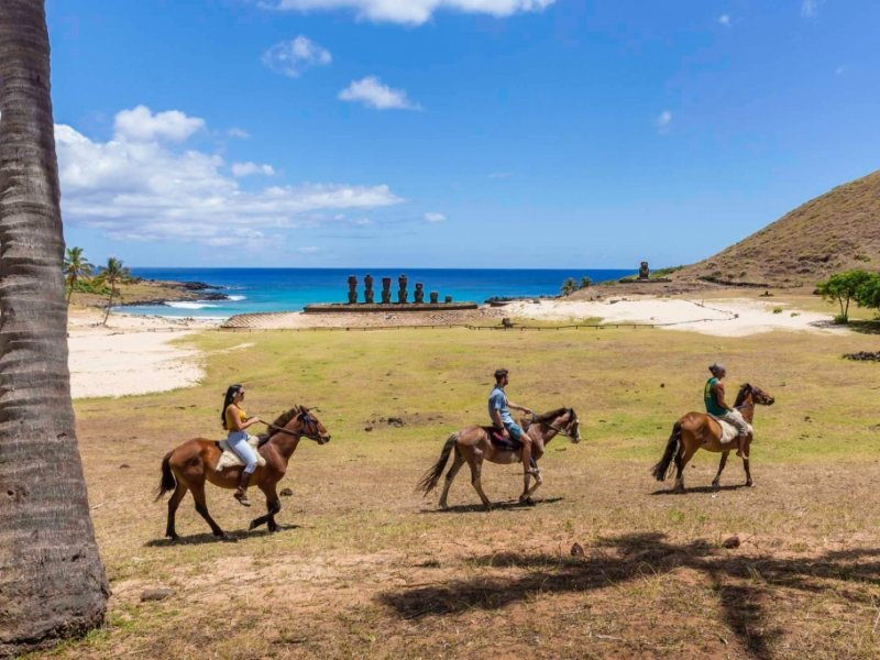 Pacote de Viagem para Hotel Hanga Roa na Ilha de Páscoa