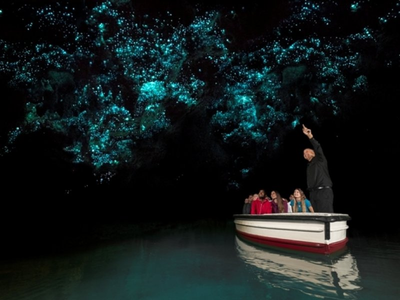 Glowworms Cave