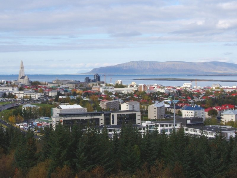 Reykjavík, Islândia