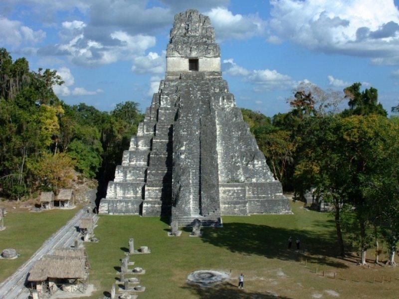 Templo Gran Jaguar - Tikal - crédito: Visit Guatemala
