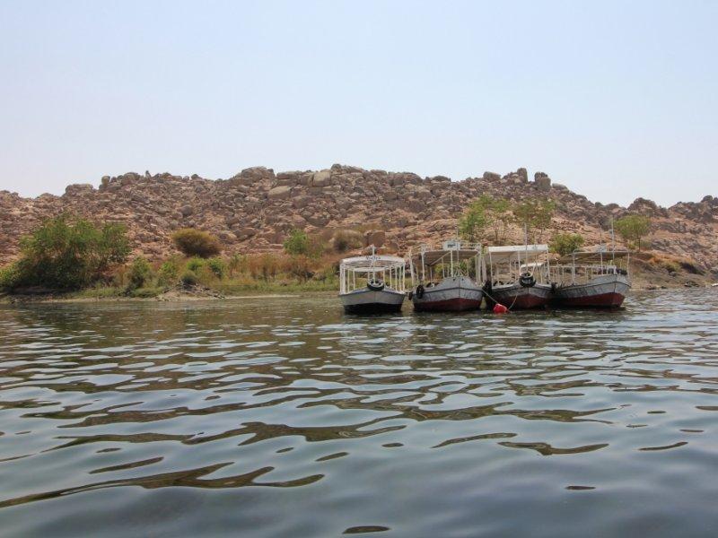 Rio Nilo - Egito