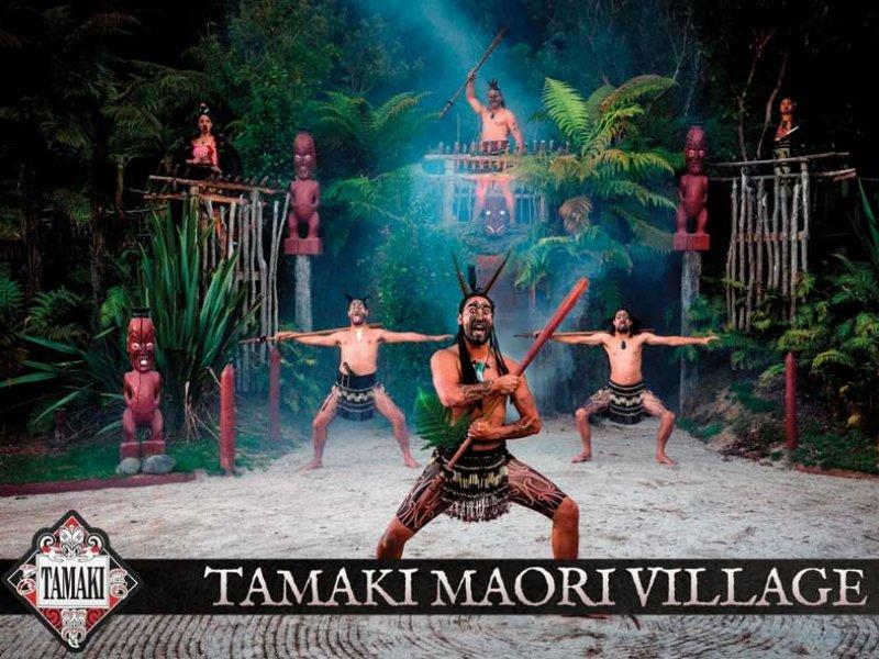 Jantar Vila Maori