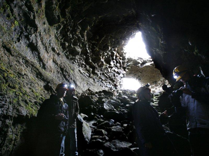 Caverna de lava
