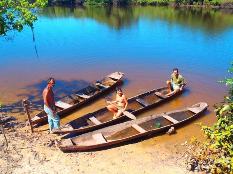 Parque Estadual do Cantão e Ilha do Bananal