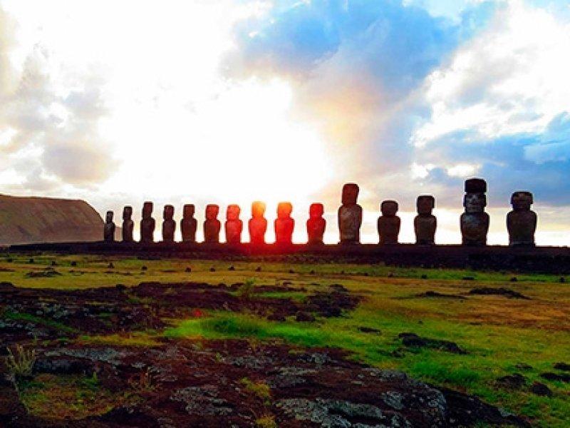 ilha de pascoa - Rapa Nui - Multi aventuras
