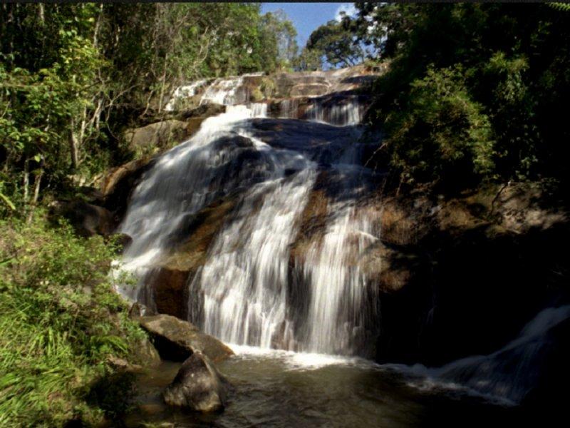 Cachoeira das Bromélis