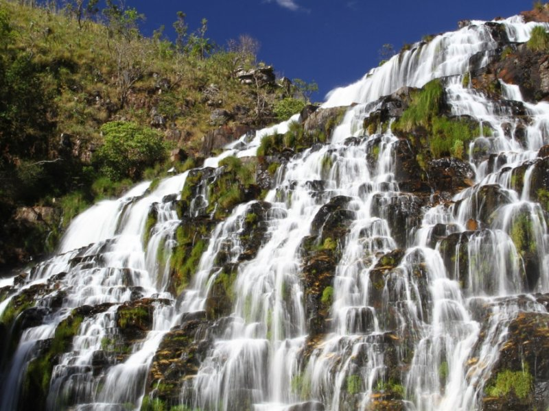 Cachoeira das Almécegas