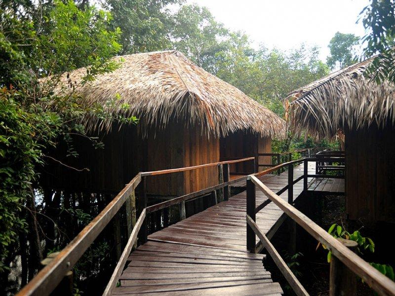 Bangalôs - Juma Lodge