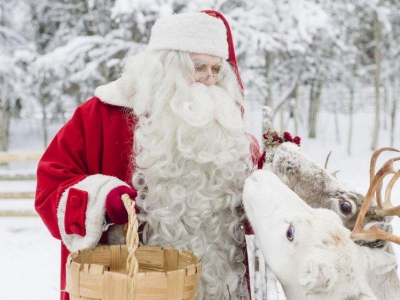 Laponia (Finlandia) - Vila Papai Noel