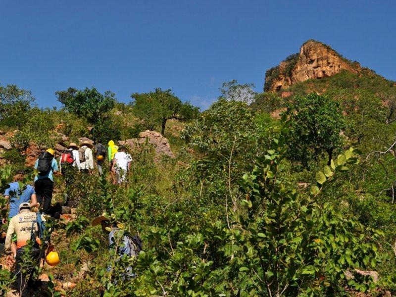 Trekking no Jalapão