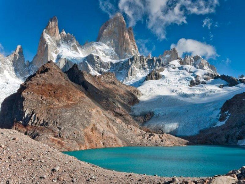 El Chalten - Trekking Laguna de los Tres