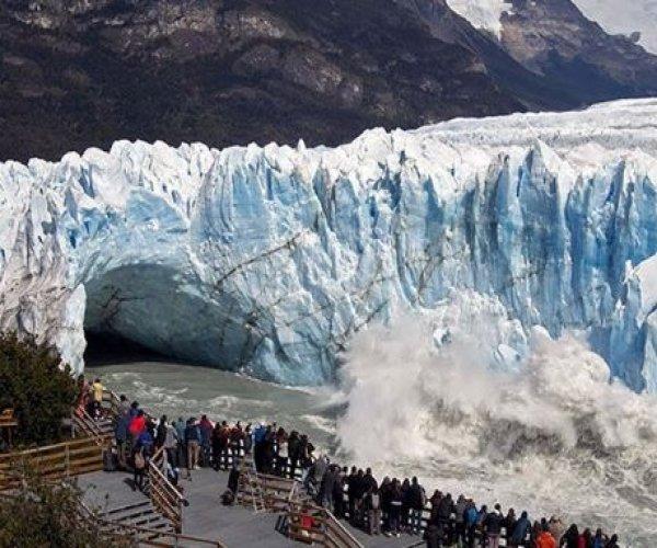 Glaciar Perito Moreno - Foto: Claudia Ribeiro
