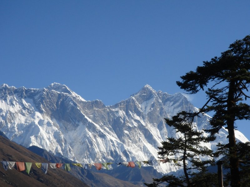 Trekking Campo Base do Everest