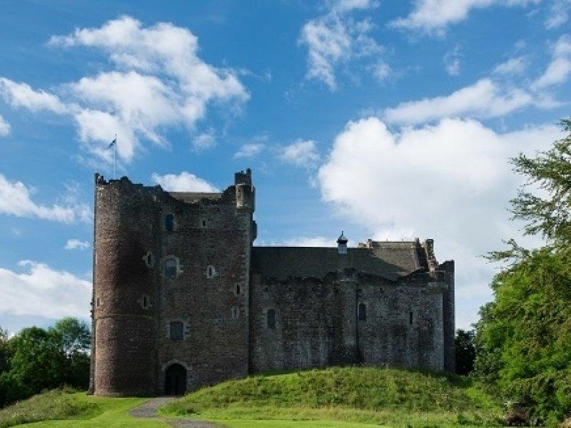 Castelo Doune - crédito: Visit Scotland