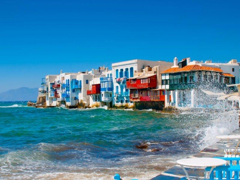 Mykonos - crédito: Visit Greece