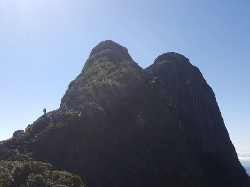 Rumo ao Cume do Pico Paraná